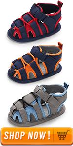 baby boy sandal