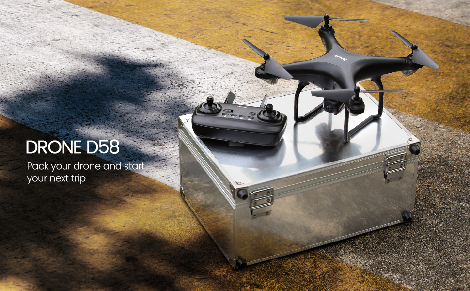 potensic drone D58
