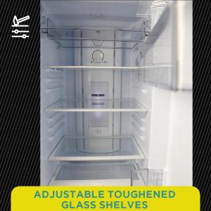 Adjustable Toughened Glass Shelves
