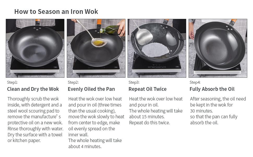 Chinese woks