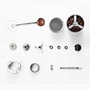 ElephantNum Featured HERO Manual Coffee Grinder S01 Brown Kitchen ...