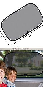 Sunshades 25x16