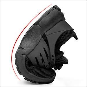 zapatos de hombre tenis para hombres black tennis work athletic sneaker kitchen workout shoesrunning