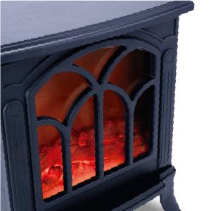 estufa elétrica, estufa de aire, chimenea electrica, chimenea deorativa