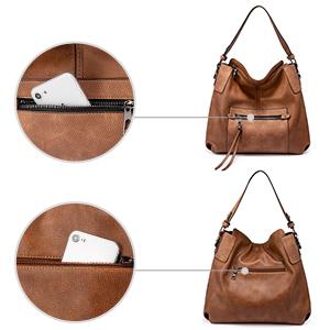 large tan leather handbags pleather ladies synthetic crossbody bags brown handbag