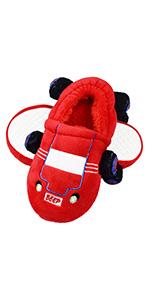Boys monster slippers