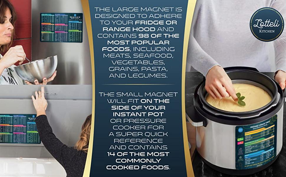 insta pot accessories for 6 qt cooking sheet