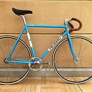 1x Leder Fahrrad Lenkerband Bar Tape Rennrad Fixed Gear Gebogen Lenkerbänder