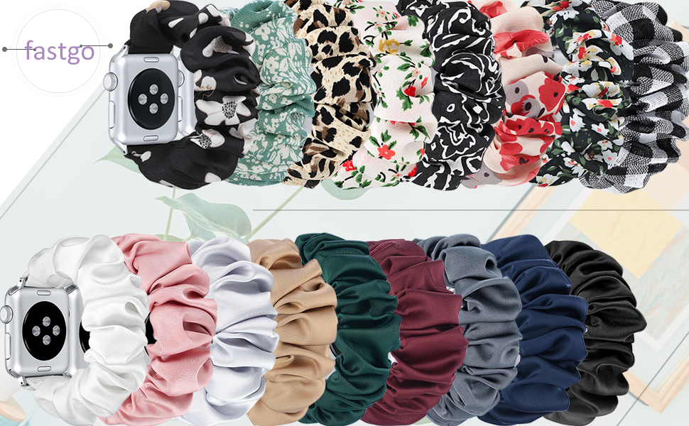 all colors for apple watch band to choose
