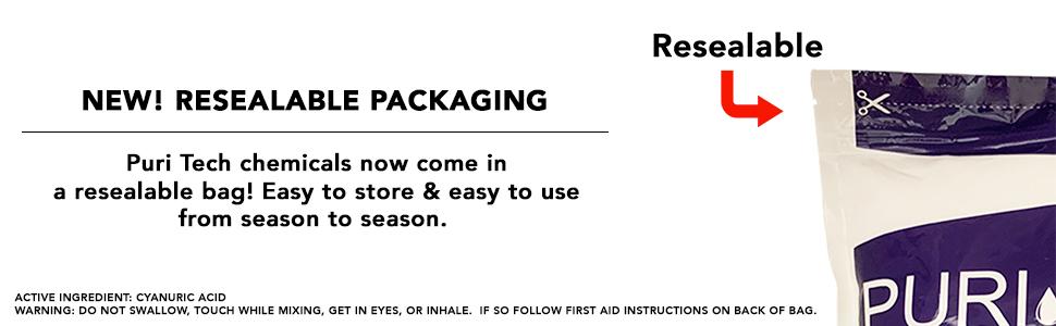 resealable bag