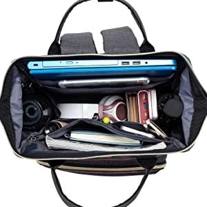 zaino per laptop da viaggio