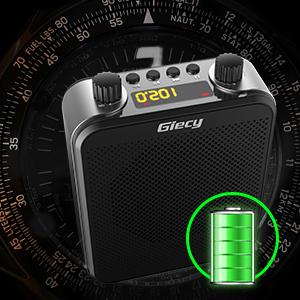 amplificador de voz recargable