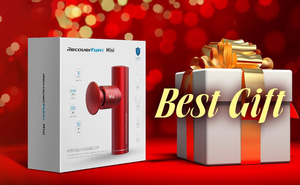 Christmas gift massage gun