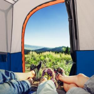 waterproof tent