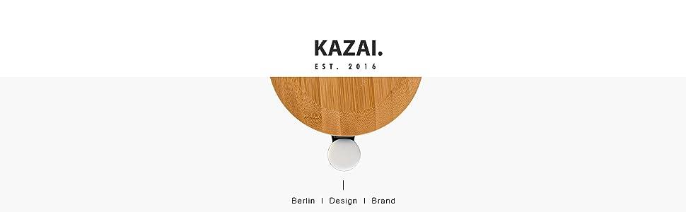 KAZAI.