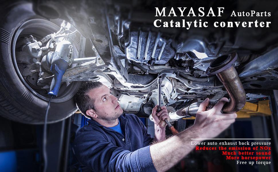 MAYASAF converter