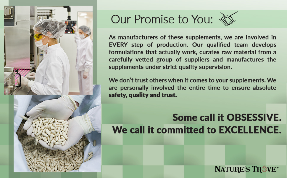 nature's trove brand promise