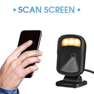 scan screen