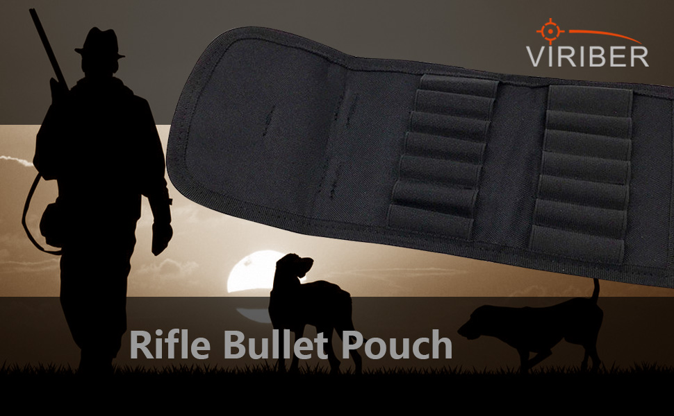 Rifle Bullet Pouch