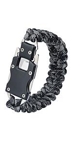 paracord knife Bracelets