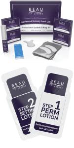 Beau Lashes Lash Lift Kit For Professional Eyelash Extension Artists