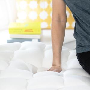 certified safe bamboo mattress pad