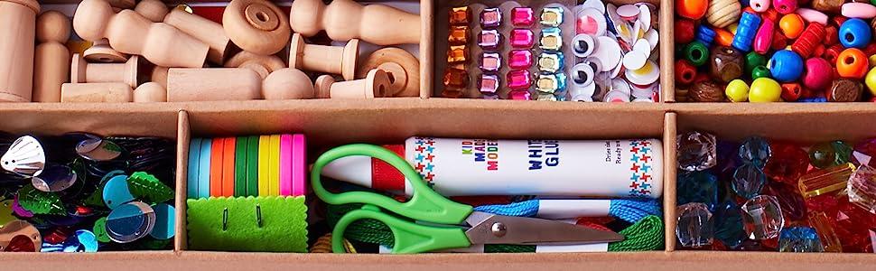 Arts & Crafts Library Craft Kit