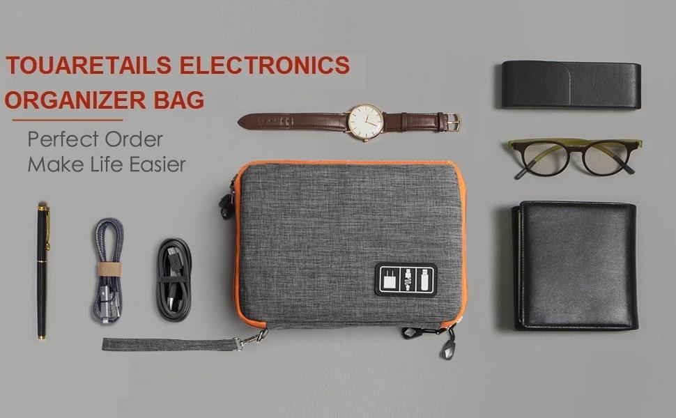 Travel Digital Accessories Storage Bag