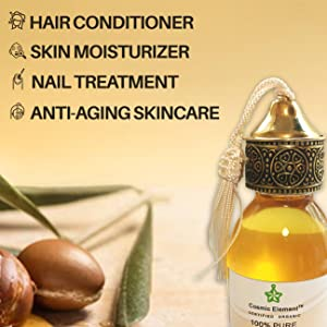 benefit of argan oil