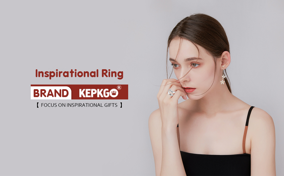 Inspirational Ring