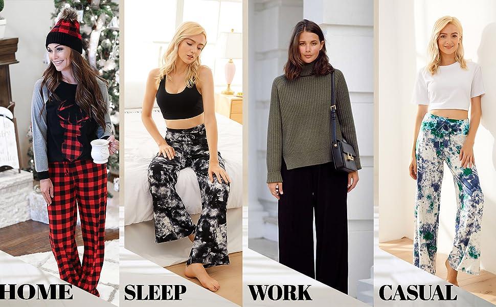 pajama pants for women