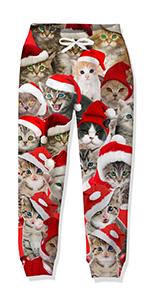 boys christmas sweatpants
