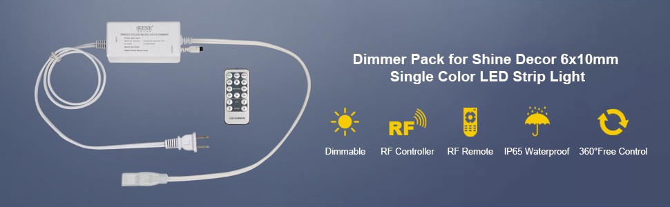 dimmer controller
