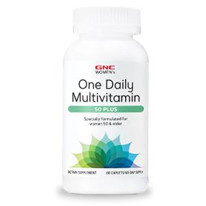 one daily multivitamin