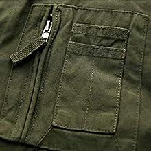 Vertical Zip Pocket