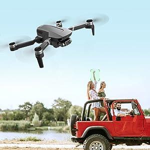 Long Control Range drone