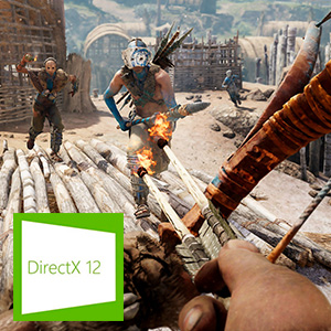 DirectX 12 Gaming Optimized