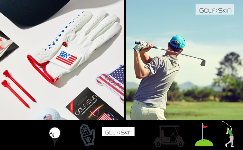 golf gloves men womens golf glove