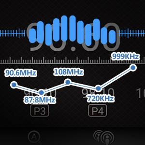 FM/AM Radio with RDS