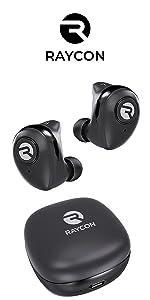 Raycon Wireless earbuds bluetooth headphones