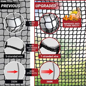 golf mesh golf net golf nets