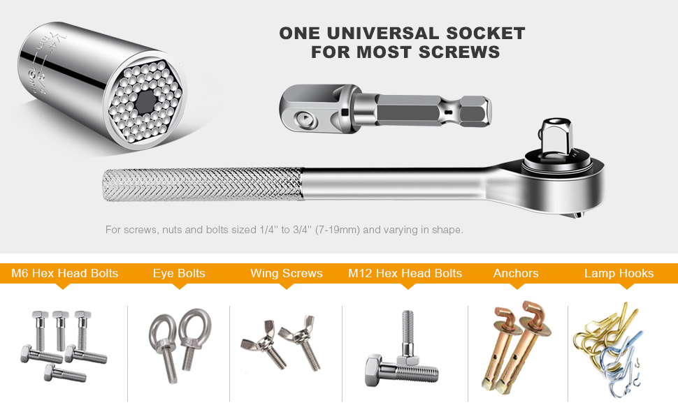 Socket Tool Sets