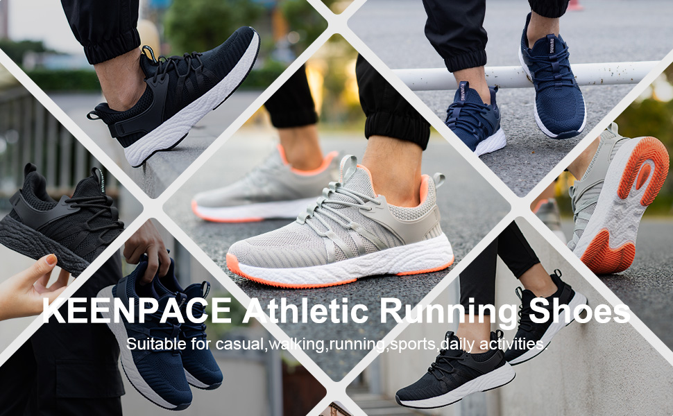 Outdoor Sports Shoes Athletic Gym Fitness Walking Run Jogging Walking Casual Sneakers