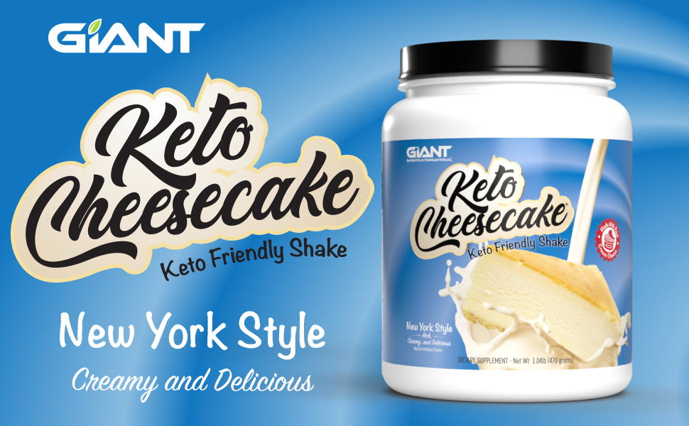 giant sports keto cheesecake new york style