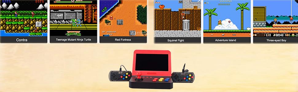 King Bomb 3000 Videojuego clásico Mini Consola de Juegos ...