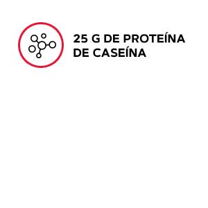 GNC Pro Performance 100% Casein Protein Powder - Vainilla, apoya la masa muscular magra