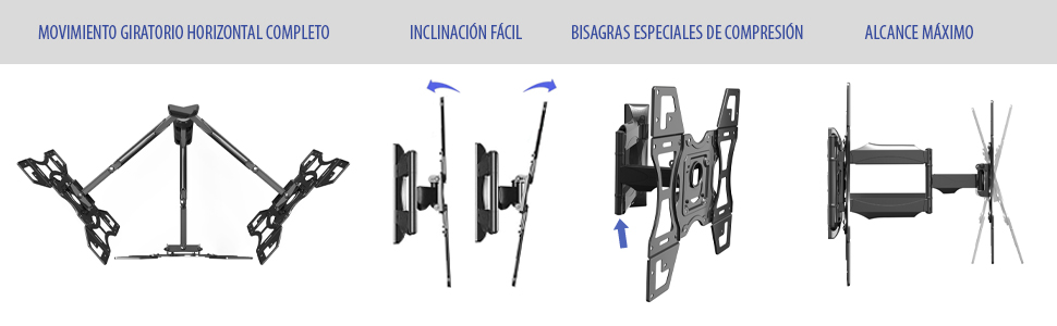 Invision HDTV-L Spain Specification Images