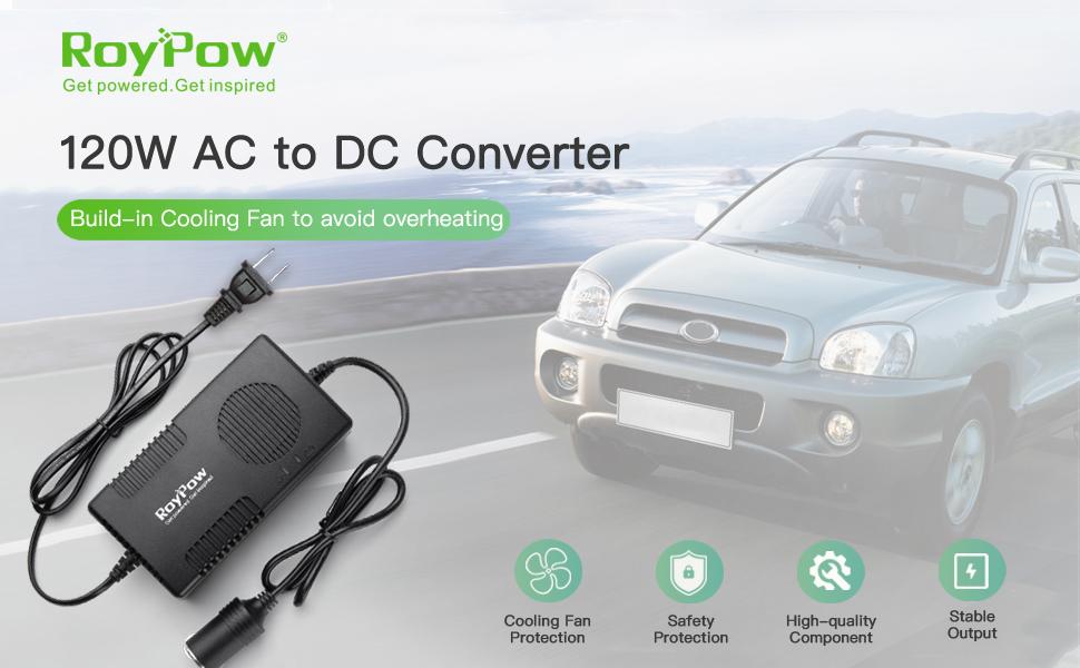 110v to 12v converter