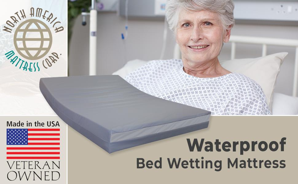 Waterproof BedWetting Mattress