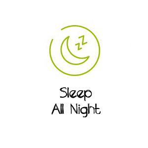 all night sleep